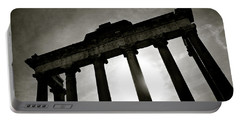 Roman Forum Portable Battery Charger by Dave Bowman