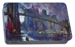 Brooklyn Bridge Portable Battery Chargers