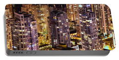 Romantic Yaletown Vancouver Canada Mcdxxxi Portable Battery Charger