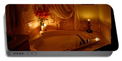 Romantic Bubble Bath Portable Battery Charger