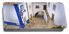 Romantic Obidos Portable Battery Charger