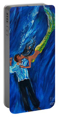 Romantic Rescue Portable Battery Charger