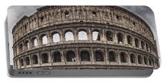Rome Colosseum 02 Portable Battery Charger