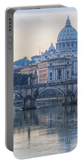 Rome Saint Peters Basilica 02 Portable Battery Charger