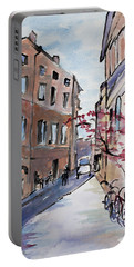 Rome Street Scene IIi Portable Battery Charger