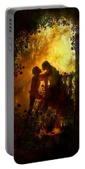 Romeo And Juliet - The Love Story Portable Battery Charger