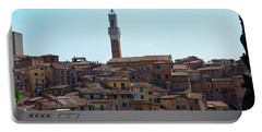 Roofs Of Siena Portable Battery Charger