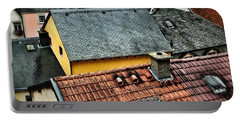 Rooftops Portable Battery Charger