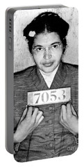 Rosa Parks Portable Battery Charger