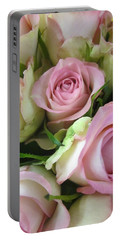 Rose Bed Portable Battery Charger