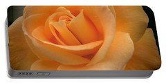 Portable Battery Charger featuring the photograph Rose by Laurel Powell
