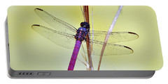 Roseate Skimmer Dragonfly Portable Battery Charger
