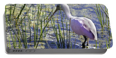 Roseate Spoonbill IIi Portable Battery Charger