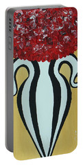 Roses For Her Curves Portable Battery Charger