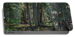 Ross Creek Old-growth Cedar Trees Portable Battery Charger
