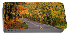Route 41 Keweenaw Peninsula Nr Copper Portable Battery Charger