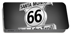 Route 66 Portable Battery Charger