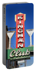 Route 66 - Kingman Club Portable Battery Charger
