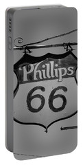 Route 66 - Phillips 66 Petroleum Portable Battery Charger