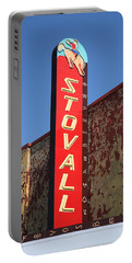 Route 66 - Stovall Theater Portable Battery Charger