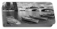 Rowing Boats Portable Battery Charger