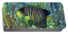 Royal Angelfish Portable Battery Charger