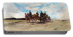 Royal Artillery, A Field Gun Team Portable Battery Charger