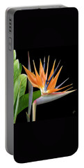 Royal Beauty I - Bird Of Paradise Portable Battery Charger