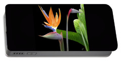 Royal Beauty II - Bird Of Paradise Portable Battery Charger