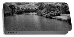 Royal River No.2 Portable Battery Charger by Mark Myhaver