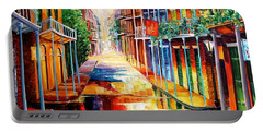 Royal Street Reflections Portable Battery Charger