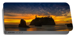 Ruby Beach Olympic National Park Portable Battery Charger