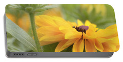 Rudbeckia Flower Portable Battery Charger