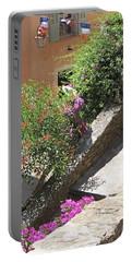 Rue De La Rose Portable Battery Charger