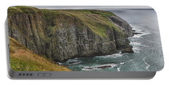 Rugged Landscape Portable Battery Charger by Eunice Gibb