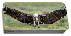 Ruppells Griffon Vulture Gyps Portable Battery Charger by Panoramic Images