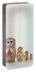 Russian Dolls Portable Battery Charger