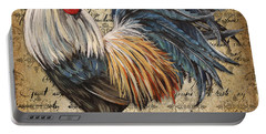 Rustic Rooster-jp2119 Portable Battery Charger