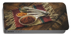 Rustic Spices Portable Battery Charger