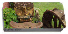 Rusty Tractor Portable Battery Charger