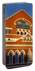 Ryman Auditorium Portable Battery Charger
