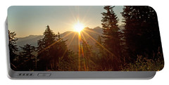 Sabbath Sunset Portable Battery Charger by Tikvah's Hope
