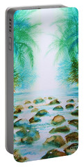 Sacred Pools Portable Battery Charger