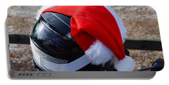 Safety First Santa Portable Battery Charger