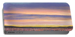 Sagebrush Sunset A Portable Battery Charger
