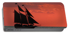 Key West Sunset Sail 5 Portable Battery Charger
