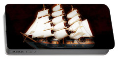 Portable Battery Charger featuring the photograph Sail Away by Aaron Berg