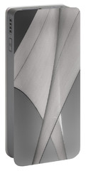 Sailcloth Abstract Number 3 Portable Battery Charger