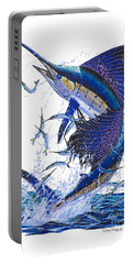 Sailfish Portable Battery Charger by Carey Chen