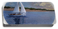 Sailing Homeward Bound Portable Battery Charger